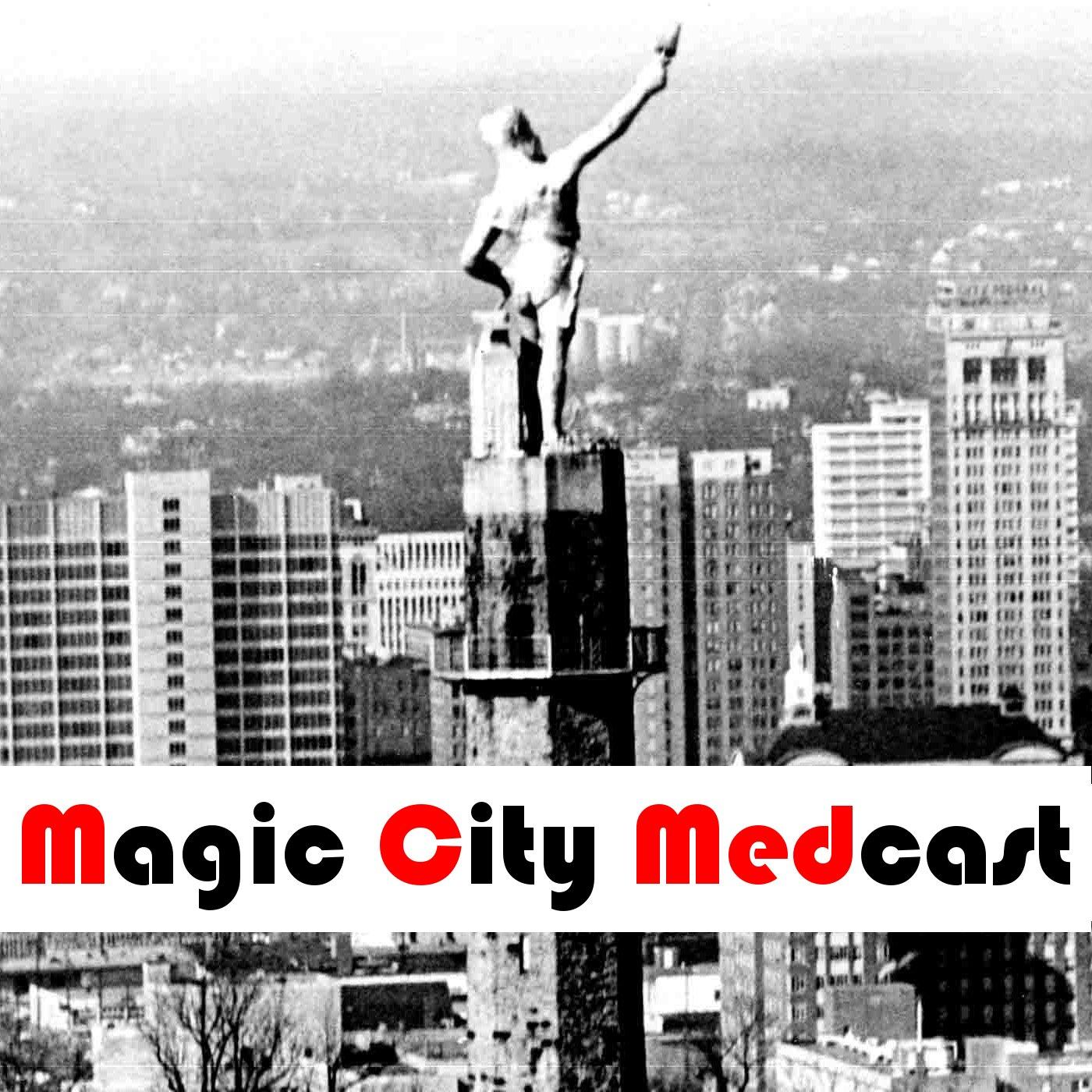 MagicCityMedcastLogo